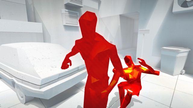 games similar to SUPERHOT