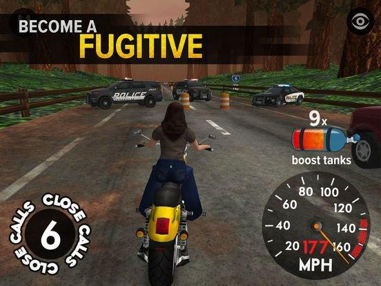 games similar to Highway Rider
