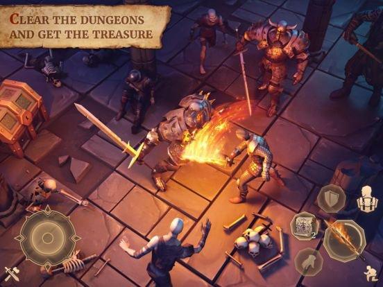 games similar to Grim Soul: Survival