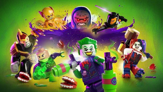 games similar to LEGO DC Super Villains