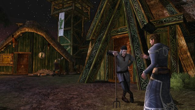 games similar to The Lord of the Rings Online: Rise of Isengard