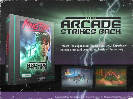 games similar to Kung Fury: Street Rage