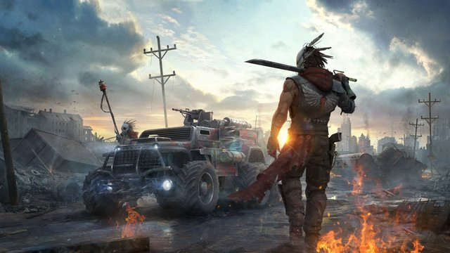 games similar to Crossout