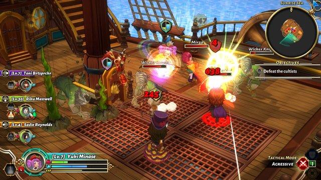 games similar to Valthirian Arc: Hero School Story