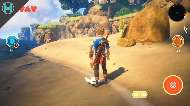 games similar to Oceanhorn 2: Knights of the Lost Realm