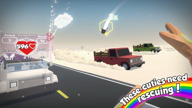 games similar to Rescuties! VR