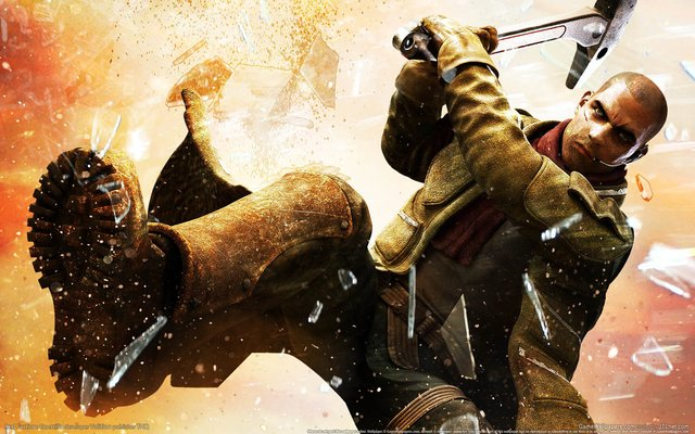 games similar to Red Faction Guerrilla