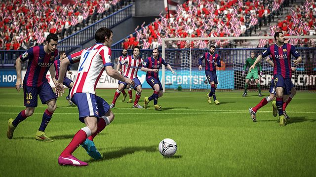 games similar to FIFA 15
