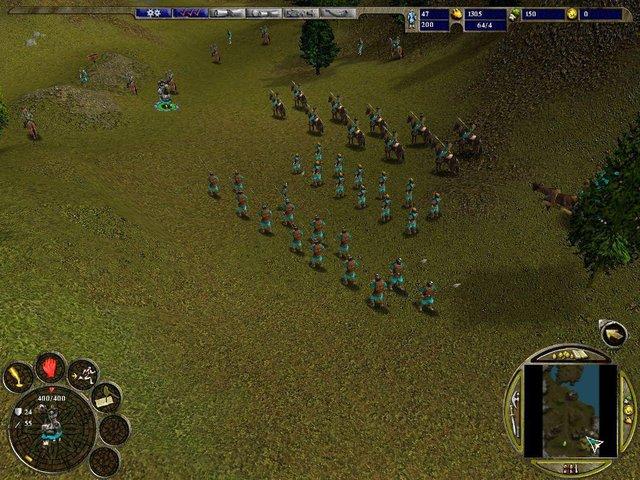 games similar to Warrior Kings