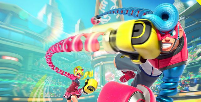 games similar to ARMS