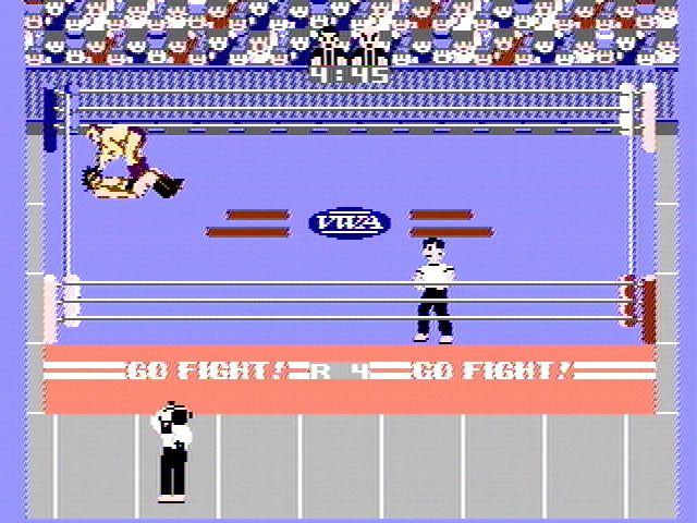 games similar to Pro Wrestling (1986)