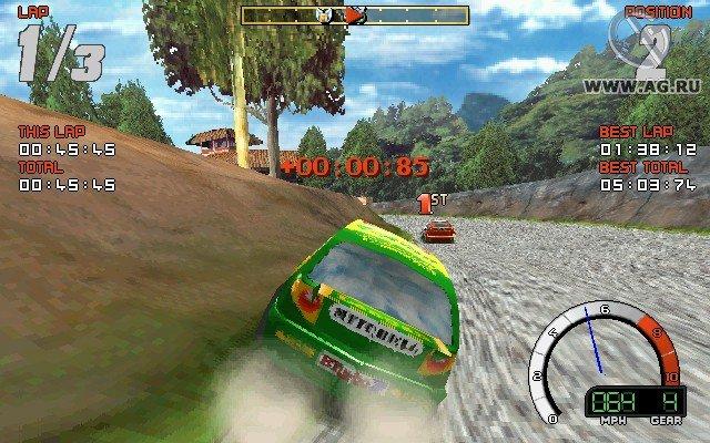 games similar to Screamer Rally
