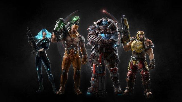 games similar to Quake Champions
