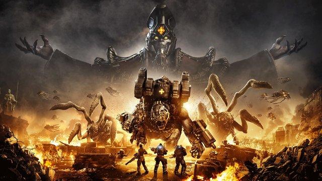 games similar to Gears Tactics