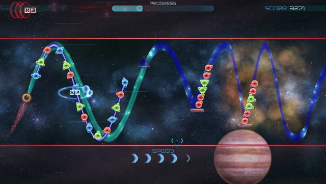 games similar to Waveform