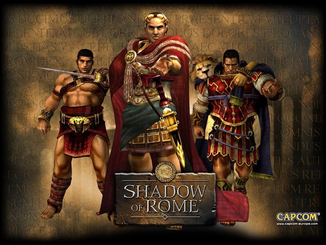 games similar to Shadow of Rome