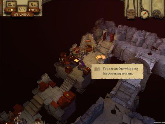 games similar to The Warlock of Firetop Mountain