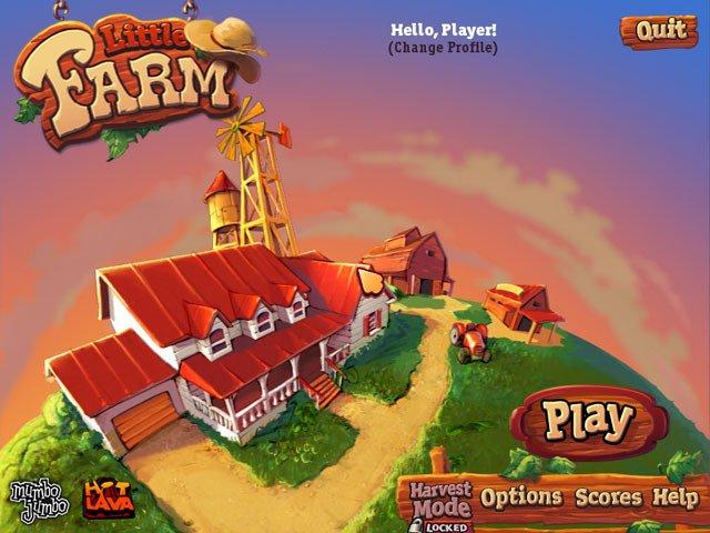 games similar to Little Farm