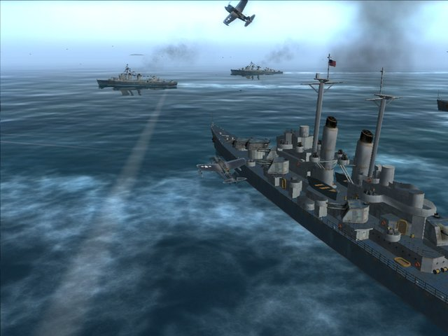 games similar to Pacific Storm Allies