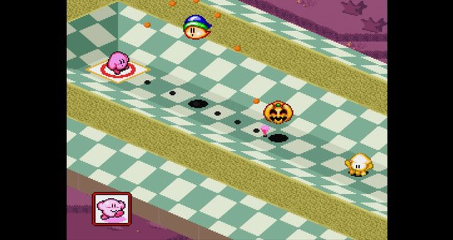 games similar to Kirby's Dream Course