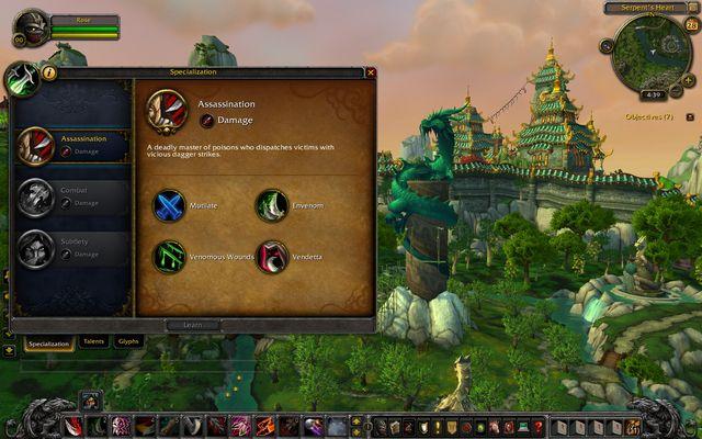 games similar to World of Warcraft: Mists of Pandaria