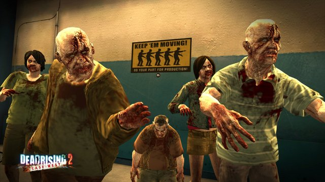 games similar to DEAD RISING 2: CASE WEST