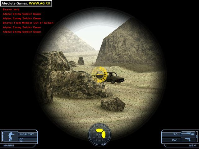 games similar to Tom Clancy's Ghost Recon: Desert Siege