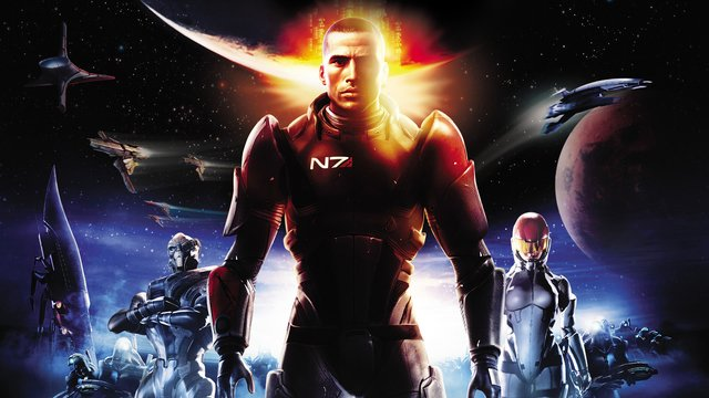 games similar to Mass Effect