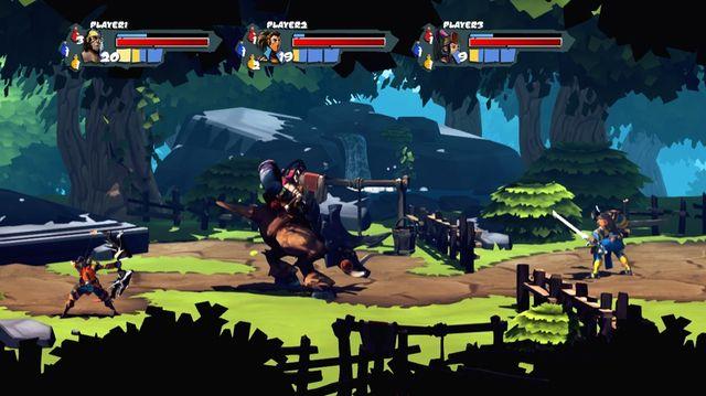 games similar to Sacred Citadel