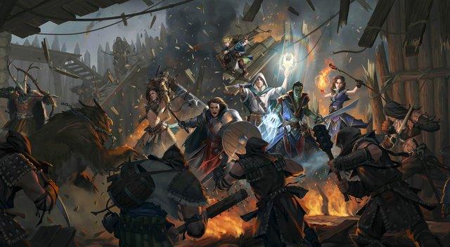 games similar to Pathfinder: Kingmaker
