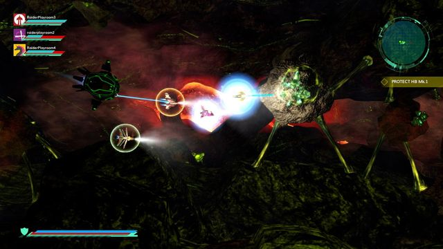 games similar to RiftStar Raiders