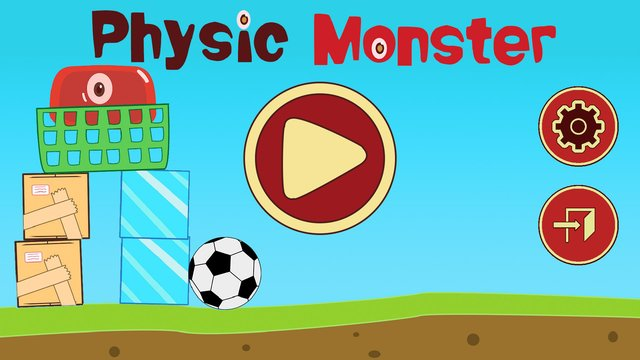 games similar to Physic Monster