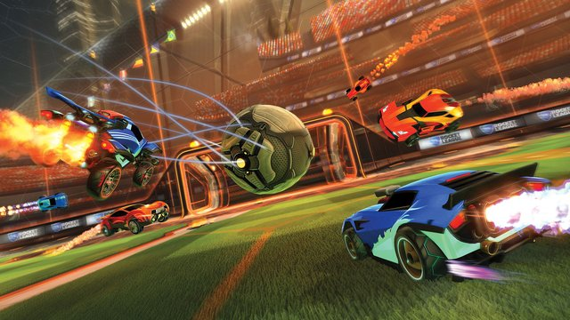 games similar to Rocket League