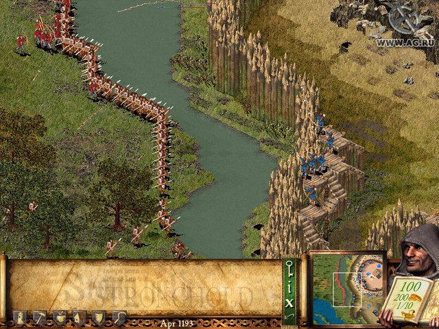games similar to Stronghold