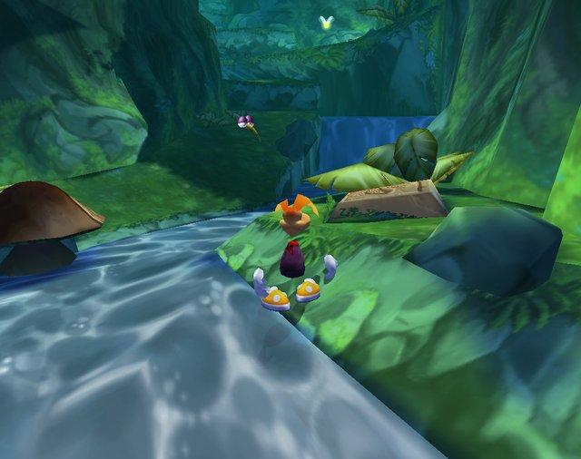 games similar to Rayman: Revolution