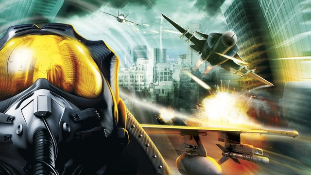 games similar to Tom Clancy's H.A.W.X.