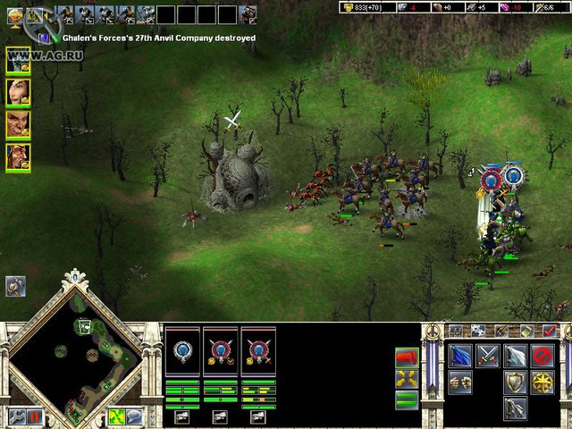games similar to Kohan II: Kings of War