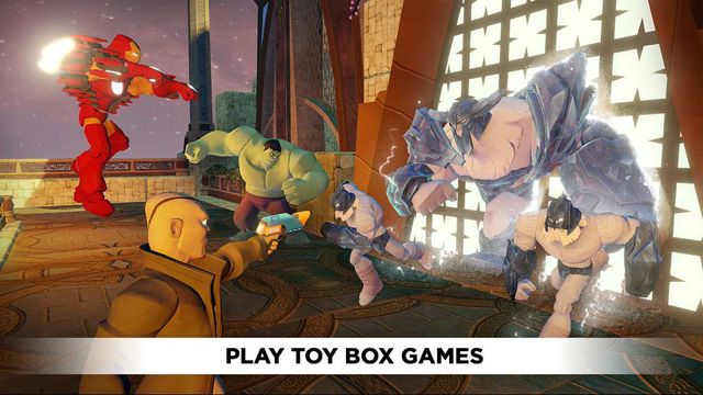 games similar to Disney Infinity 2.0: Gold Edition