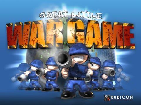 games similar to Great Little War Game HD Lite