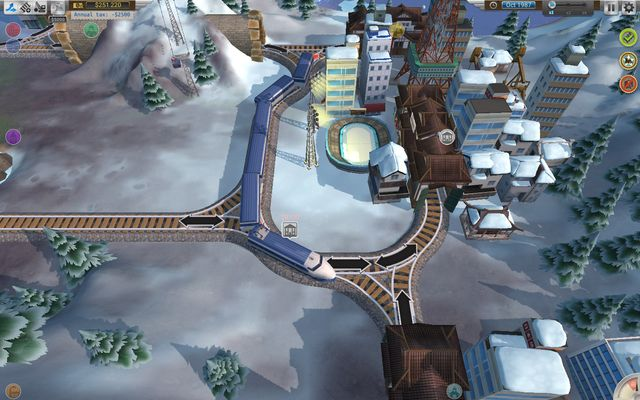 games similar to Train Valley