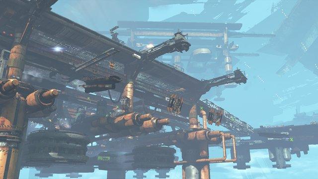 games similar to Strike Vector