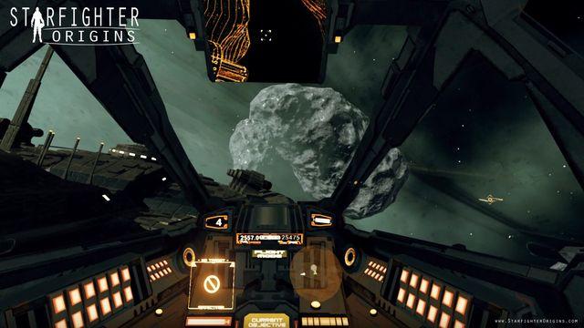 games similar to Starfighter Origins