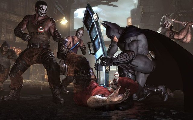 games similar to Batman: Arkham City   Game of the Year Edition