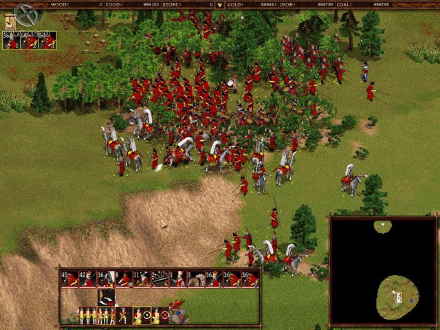 games similar to Cossacks: Art of War
