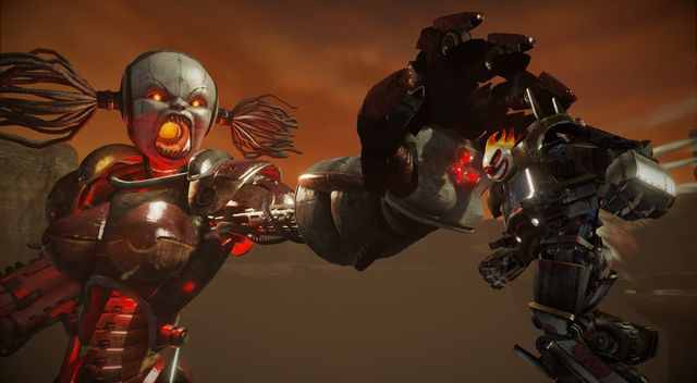 games similar to Twisted Metal