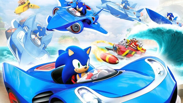 games similar to Sonic & All Stars Racing Transformed