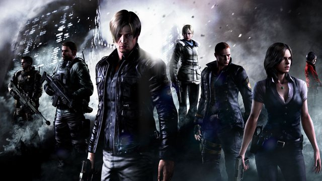 games similar to Resident Evil 6