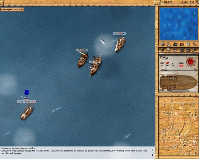 games similar to Patrician III