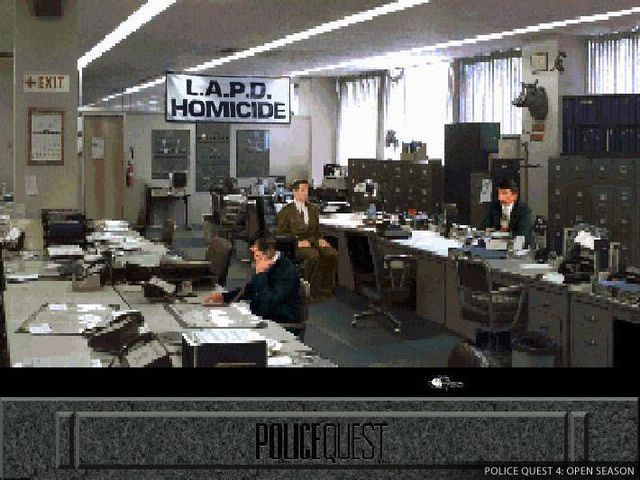 games similar to Police Quest Collection
