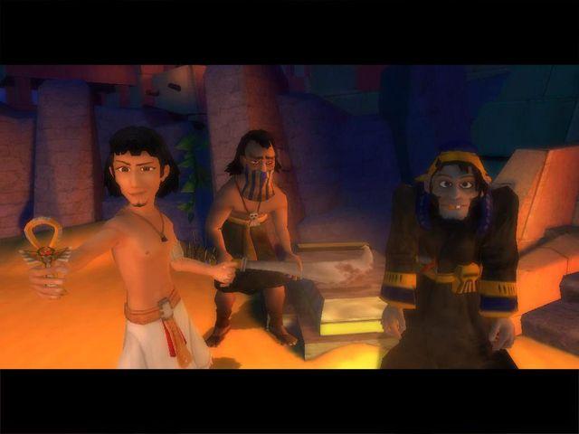 games similar to Ankh 2: Heart of Osiris